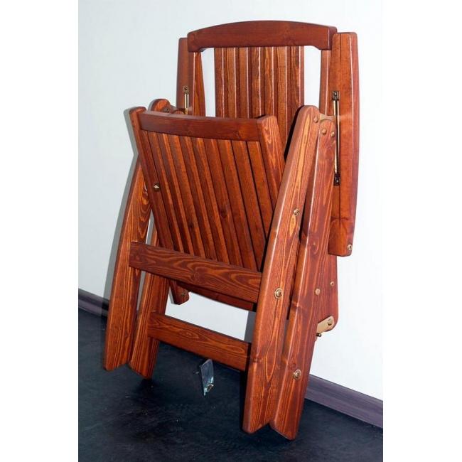 Складные стулья из дерева 47